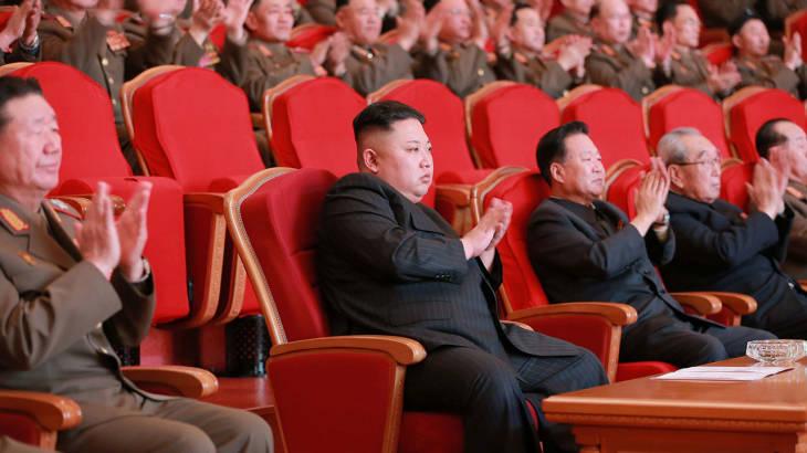 แสนยานุภาพของประเทศเกาหลีเหนือ
